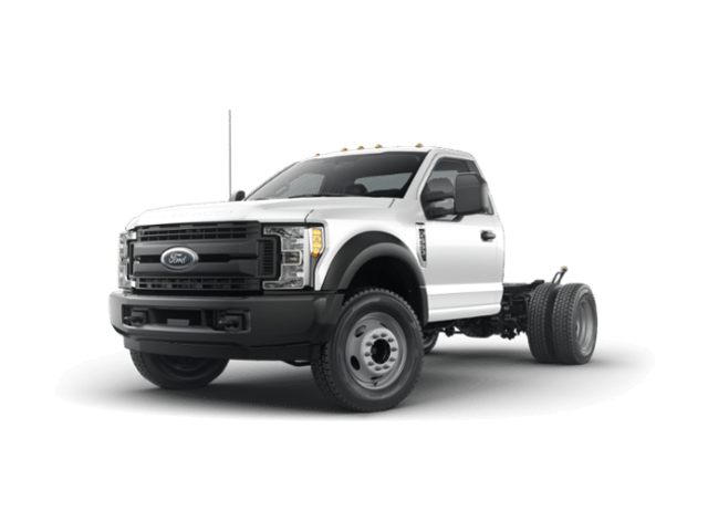 2019 Ford Super Duty F-550 DRW XL Truck